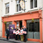 Keep VAT at 9% Campaign meets Carlow - Kilkenny by-election candidates