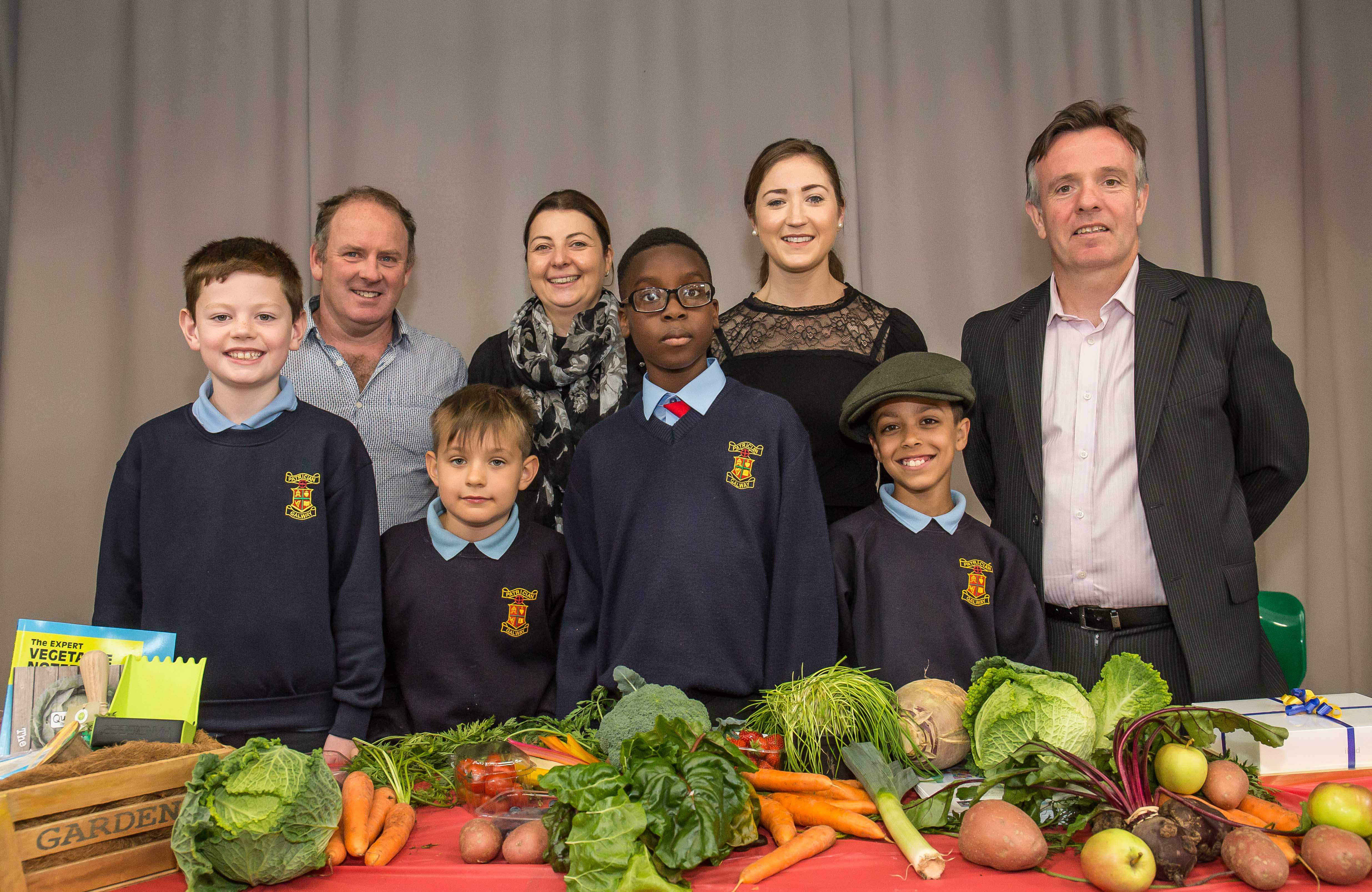 Incredible Edibles Growing Project Promotes Healthy Food Culture in Irish Primary Schools