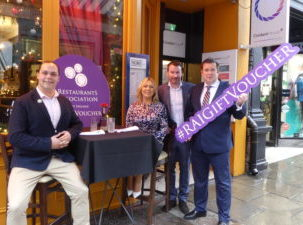 National Restaurant Voucher Launched Today