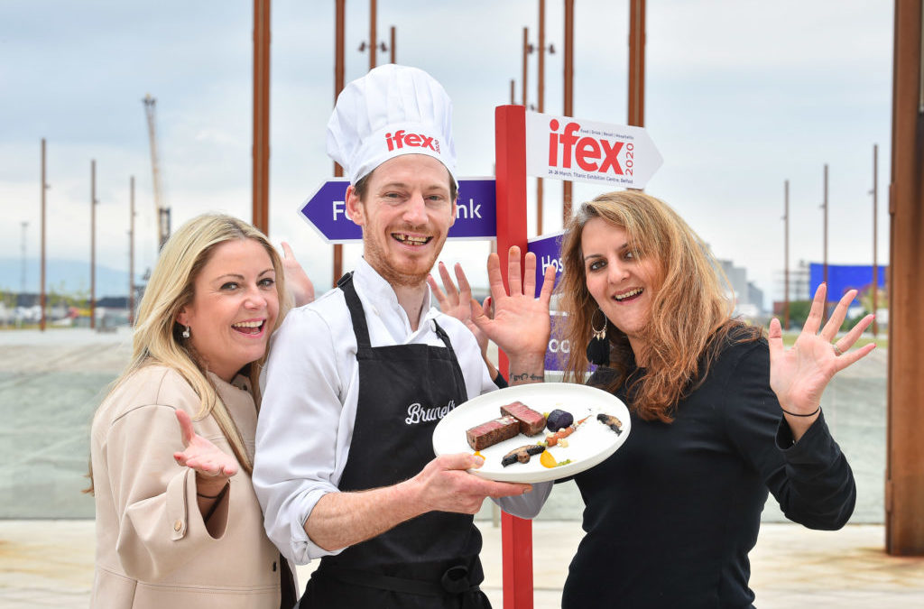 IFEX 2020 is Back and Registration is NOW OPEN
