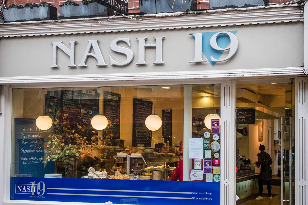 Looking for a new job? Nash 19 are hiring