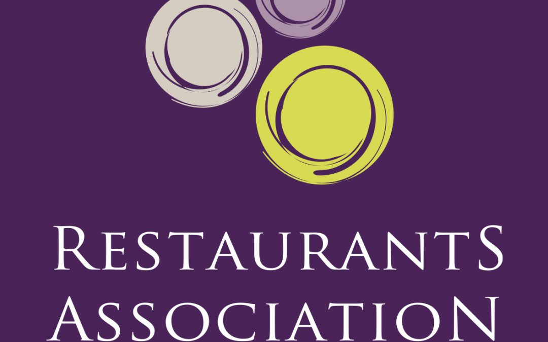 RAI Launches it's 9 Point Plan for Reopening & Sustaining The Irish Restaurant Sector.
