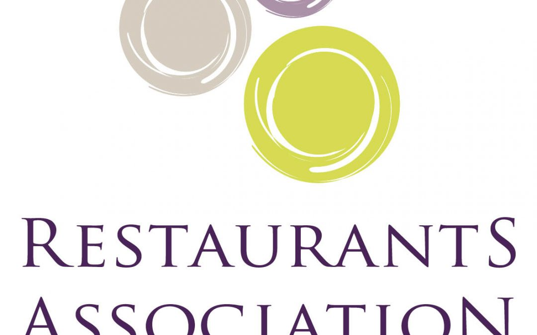 Restaurants Association of Ireland call on Government to allow all Hospitality & Tourism Businesses reopen on Phase 3 – 29th June