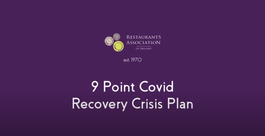 Watch the RAI's 9-Point COVID Recovery Plan Video