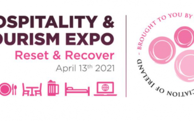Hospitality & Tourism Expo 2021: Reset & Recover – Tuesday 13th April 2021